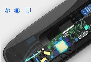 Mode 2 PCD040 kretskortkretskort