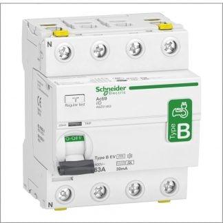 Schneider Electric Acti9 ilD 4P 63AJord