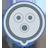 ikon Blå CEE 1-fas 16A / 32A